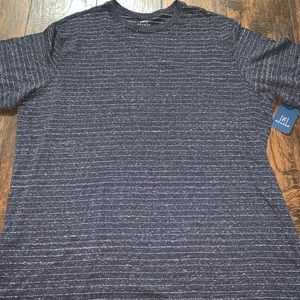 george men's blue t-shirt